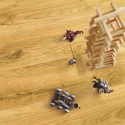 Клеевая ПВХ плитка PERGO Optimum Glue Classic Plank Дуб классический натуральный V3201-40023