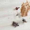 Замковая ПВХ плитка PERGO MODERN PLANK OPTIMUM CLICK Скандинавская белая сосна V3131-40072