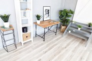 Alpine floor Кварцвиниловая плитка CLASSIC ЕСО182-8 Дуб Выбеленный