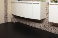 Decoria кварц-виниловая ПВХ плитка Office Tile DBS N 05 Базальт Этна