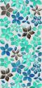 Панель ПВХ Мозаика из стекла 368 2,7*0,25 (уп=10шт=6,75м2)