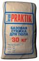 БЕРГАУФ Практик М-200 (Bergauf Praktik М-200) базовая стяжка для пола (30кг)