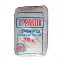 БЕРГАУФ Практик штукатурка цементная фасадная (30кг)