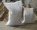 Песок строительный просеянный (40 кг)