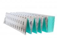 Arbiton Подложка Secura Extra Aquastop 3мм (10м2)
