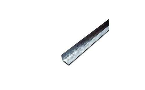 Профиль направляющий (75х40, 3м) (0,35 мм)