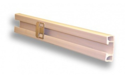 Обрешетка пластиковая для панелей ПВХ (3000х10мм)