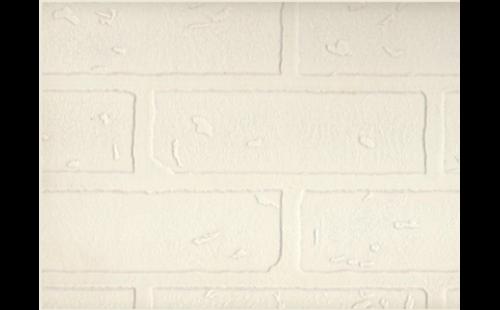 АКВАТОН листовая панель МДФ Кирпич цвет Арктика 1220х2440х6 мм (3м2)
