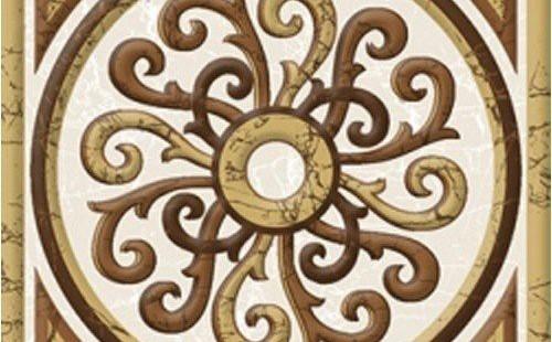Керамика Будущего Вставка Будапешт матовый 6х6 см
