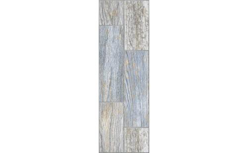 Lasselsberger Керамогранит Indigo голубой 6064-0029  19.9х60.3 см
