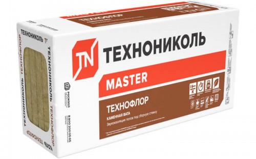 Утеплитель Технониколь Технофлор Стандарт 1200х600х50 мм, 6 шт