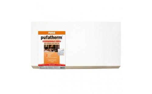 Плита изоляционная PUFAS Pufathеrm 1000х500х7мм (4 м2=0,028 м3)