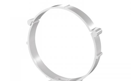 Держатель для круглого канала 36 d=150 мм