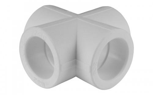 Крестовина полипропилен Valfex 25 мм