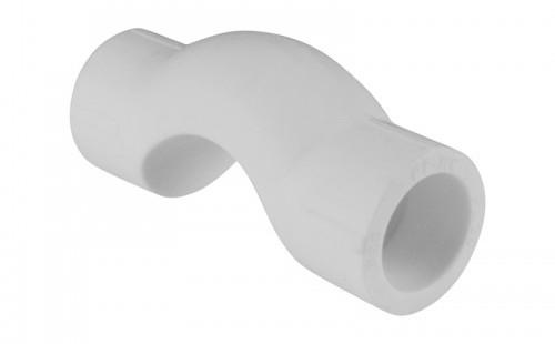 Обвод полипропилен короткий Valfex 25 мм