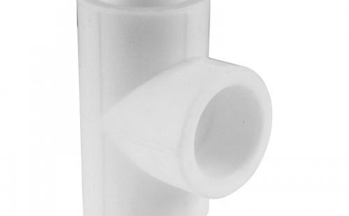 Тройник полипропилен Valfex 20 мм