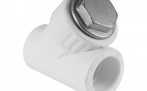 Фильтр полипропилен Valfex угловой 20 мм В-В