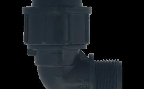 Отвод SPEKTR комбинир. PN16 НР 20x3/4