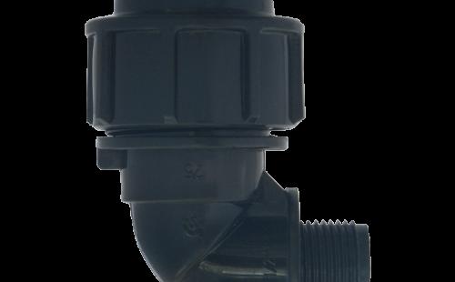 Отвод SPEKTR комбинир. PN16 НР 25x1/2