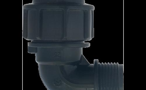 Отвод SPEKTR комбинир. PN16 НР 25x1