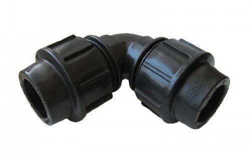 Отвод SPEKTR PN16 d=32 мм