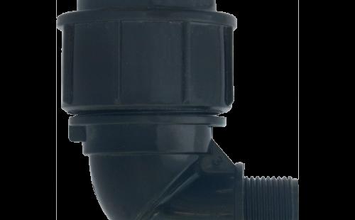 Отвод SPEKTR комбинир. PN16 НР 32х3/4