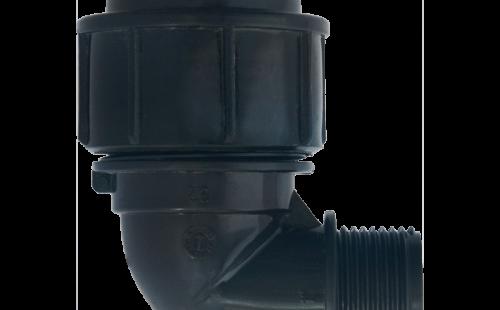 Отвод SPEKTR комбинир. PN16 НР 32x1