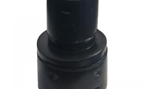 Переходник для дренажных гофрированных труб 160x110 мм