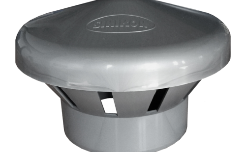 Вытяжной колпак д/канализационной трубы Sinikon d=110 мм