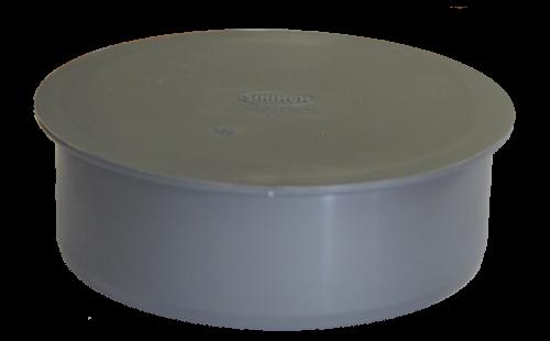 Заглушка внутренняя Sinikon d=110 мм