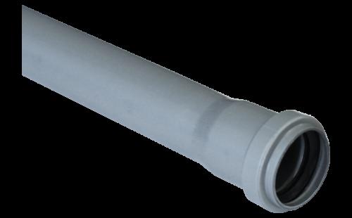 Труба канализационная внутренняя Sinikon d=40х1,8х500 мм ГОСТ 32414-2013