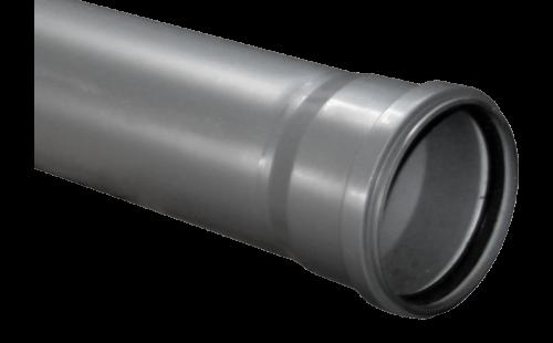 Труба канализационная внутренняя Sinikon d=110х2,7х1000 мм ГОСТ 32414-2013