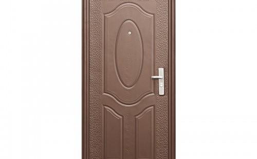 Дверь входная, технический, 860x2050 правая