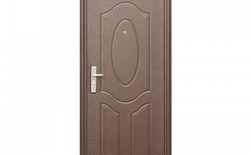 Дверь входная, технический, 860x2050 левая