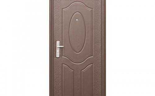 Дверь входная, технический, 960x2050 левая