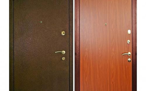 Дверь входная, бизнес, 860x2050 левая