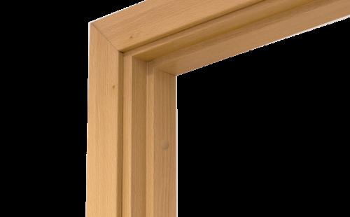 Коробка дверная ОЛОВИ 3D Бук комплект М7 670x74x30 мм