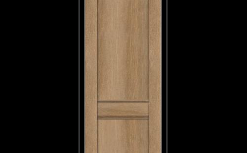 ОЛОВИ Дверное полотно Невада 600х2000 Дуб Шале экошпон глухое без притвора б/фурнитуры