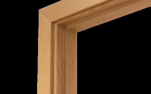 Коробка дверная ОЛОВИ 3D Дуб комплект М8 770x74x30 мм