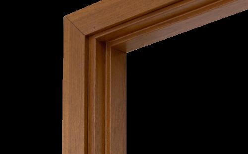 Коробка дверная ОЛОВИ 3D Орех комплект М8 770x74x30 мм
