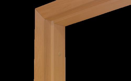 Коробка дверная ОЛОВИ Миланский орех 1240 мм с фурнитурой