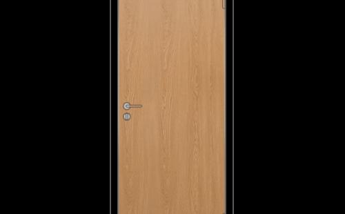 Полотно дверное глухое ОЛОВИ 3D Дуб с притвором М7x21