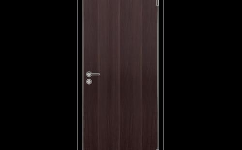 Полотно дверное глухое ОЛОВИ Венге 600x2000 мм с/ф