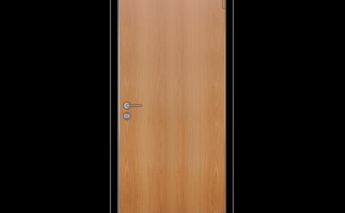 Полотно дверное глухое ОЛОВИ Миланский орех 600x2000 мм с/ф