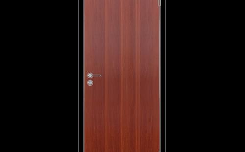 Полотно дверное глухое ОЛОВИ Итальянский орех 600x2000 мм с/ф