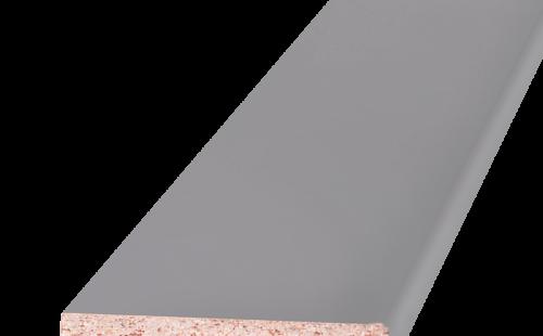 Наличник ОЛОВИ Серый RAL 7040 ламинированный 58x8x2200 мм