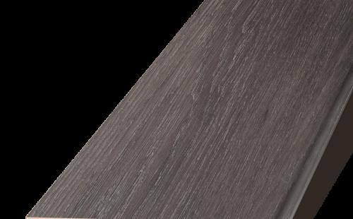 Добор ОЛОВИ Дуб Графит экошпон 120х10х2200 мм