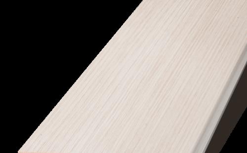 ОЛОВИ Добор Дуб Белый экошпон 120х10х2200мм