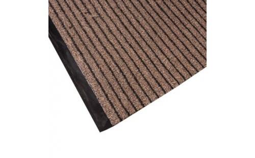 Дорожка грязезащитная Lyon 05, коричневая, 1,2 м.