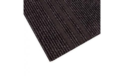 Дорожка грязезащитная Staze URB 766, черная, 0,8 м.